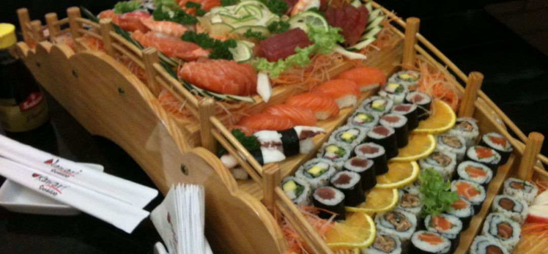 Duplas de Sushi
